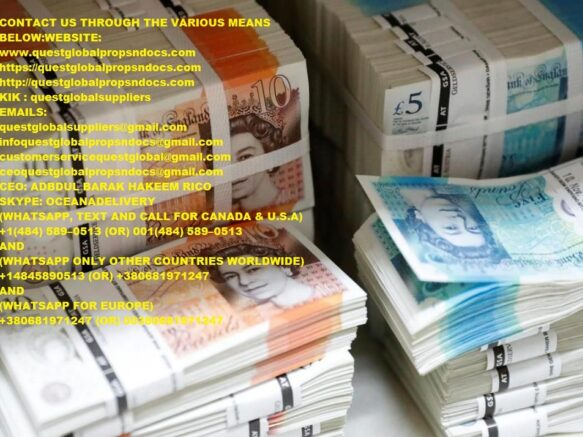 Buy Counterfeit Great British Pounds